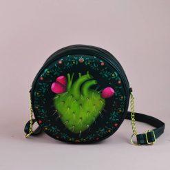 Bolso Esthela Corazón de Nopal